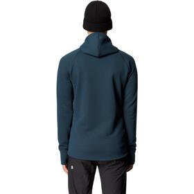 Houdini Mono Air Houdi Fleece Jacket Men blue illusion